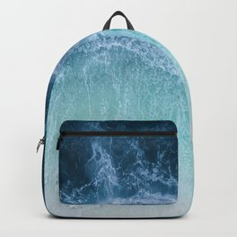 Turquoise Sea Backpack