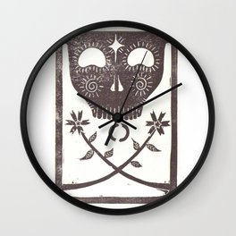 Acceptance (White) Wall Clock