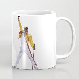 Queen Mercury Coffee Mug