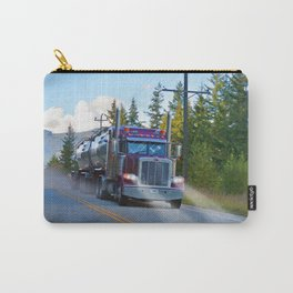 Trans Canada Trucker Carry-All Pouch
