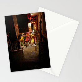 Jiufen Old Street Stationery Cards