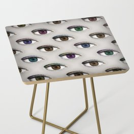 I ONLY HAVE EYES FOR YOU Side Table