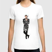 james bond T-shirts featuring James Bond by Ayse Deniz