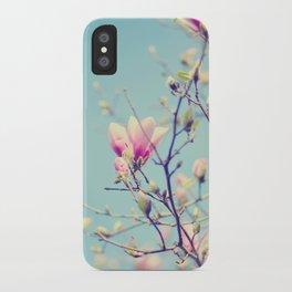 Sweet magnolia 2 iPhone Case