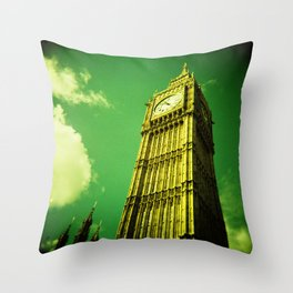 1051 (London) Throw Pillow