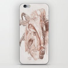 Cherubim iPhone & iPod Skin