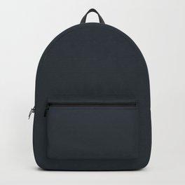 Gunmetal - solid color Backpack