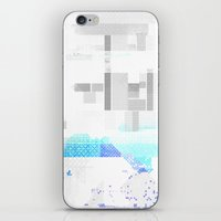 fog iPhone & iPod Skins featuring Fog by allan redd