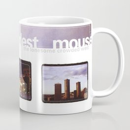 Modest Mouse - Lonesome Crowded West Coffee Mug