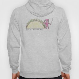 Merc Taco Sketch Hoody