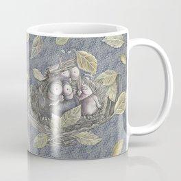 The Eagle and the Owl Coffee Mug