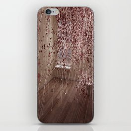Electric Flowers iPhone Skin