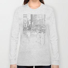 Tokyo citylife Long Sleeve T-shirt