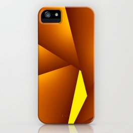 GeoSpin 2 iPhone Case