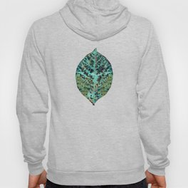 Colorful leaves Hoody