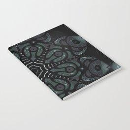 Dark Mandala #4 Notebook