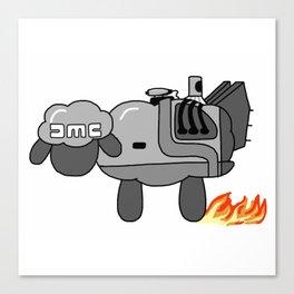 1.21 Giga Sheep Canvas Print