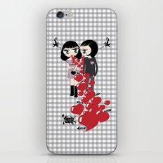 Lady & Lord Valentine's iPhone & iPod Skin