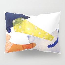 orange-ish Pillow Sham