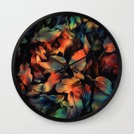 Reflect Wall Clock