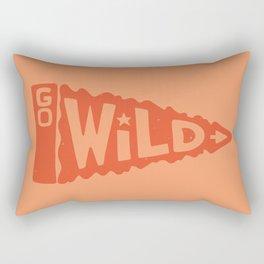 GO W/LD Rectangular Pillow