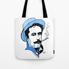 Giacomo Puccini Italian Composer Tote Bag