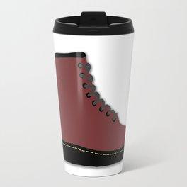 Dr Martens Red Boots Travel Mug