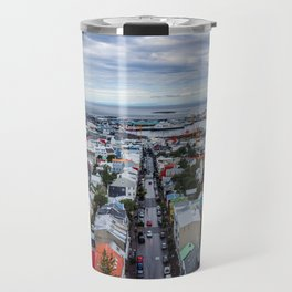 Colors of Ice Travel Mug