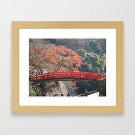 Mino-o Framed Art Print