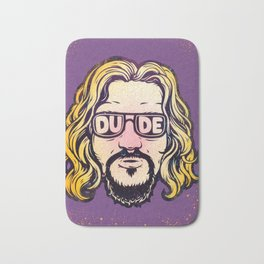 Dude Bath Mat