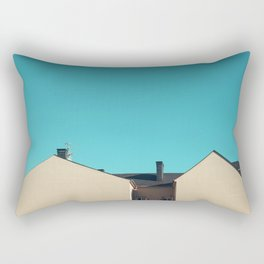 Blind House Rectangular Pillow