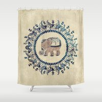 relax Shower Curtains featuring Relax  by rskinner1122