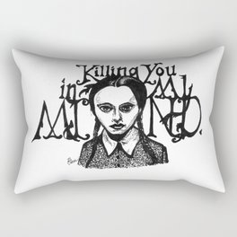 Killing You in My Mind Rectangular Pillow