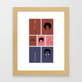 Samurai Champloo Framed Art Print