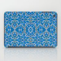 mosaic iPad Cases featuring mosaic by PureVintageLove