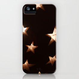 Hallow Stars iPhone Case