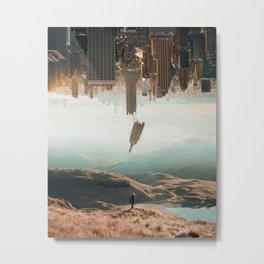 at point range 3.0 Metal Print