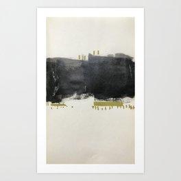 Feelings change (1) Art Print