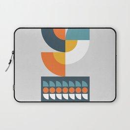 Geometric Plant 01 Laptop Sleeve