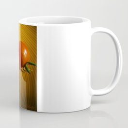 Abstract Tomato Coffee Mug