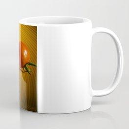 Abstract Tomato Coffee Mug