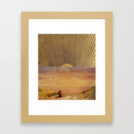 Kenda Framed Art Print