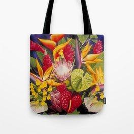 Tropical Arrangement #2 Tote Bag
