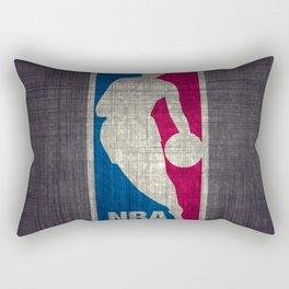 nba Rectangular Pillow