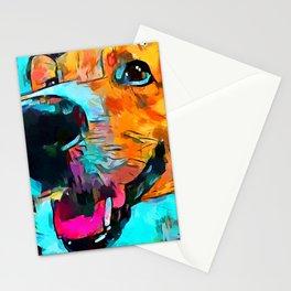 Corgi Stationery Cards
