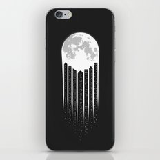 Moon-City iPhone & iPod Skin