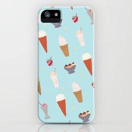 Ice Cream Madness iPhone Case