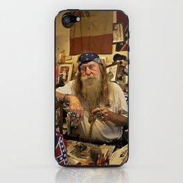 Wildman. iPhone Skin
