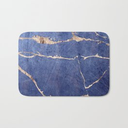 Scratched Suede Mouse Bath Mat