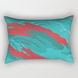 Dragon Sea Rectangular Pillow